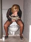 Toiletten Treffen in Corsage